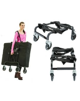 Massage Imperial® Chariot de table de massage portatif « Brooklands »