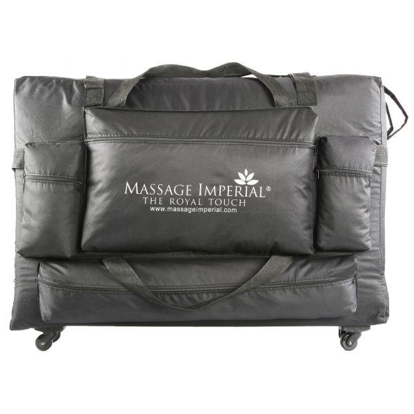 Massage Imperial® Housse de Transport « Deluxe Avec Roues » Grande Taille